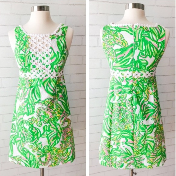 Lilly Pulitzer Dresses & Skirts - Lilly Pulitzer Rosie Shift Dress